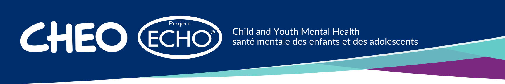 ECHO Ontario Child and Youth Mental Health at CHEO